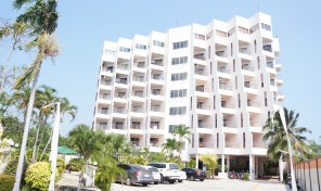 Condo for sale in Sea Sand Sun 1 bedrooms with panorama view, Rayong