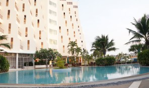 Sold/Buy Condominium, Deluxe unit 39 m2, Sea view, rayong beach road