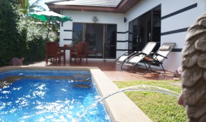 Tropicana Villa – 2 beds in VIP Chain Resort Rayong