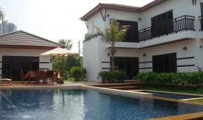 Pool Villa for family in VIP Chain Resort on Hat Mae Rumphueng Beach