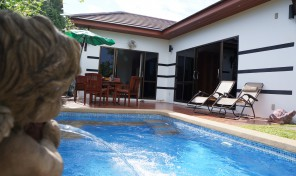Buy Villa near the nice beach Rayong House 2 bedrooms nice location