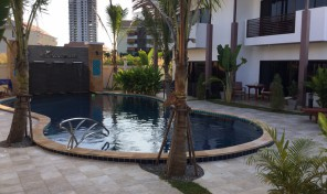 Sold/Best Locate GARDEN House & POOL VILLA 2 bedrooms and fully furnished for sale