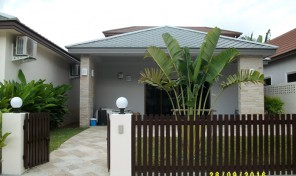La casa house for sale- New model House in VIP Chain Resort, Rayong