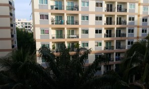 Sold / Condo for sale in Park Lane Jomtien Pattaya