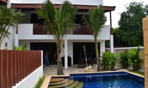 Beach House for sale in VIP Chain Resort only 100 m to beach