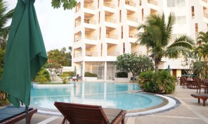 condo for sale in Sea-Sand-Sun on Beach Road rayong