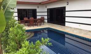 Tropicana pool villa 3 bedrooms and terrace on beach road