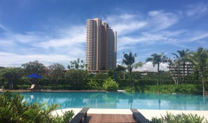 Condo for rent 2 bedrooms at Cha-am Baan-Thew Talay