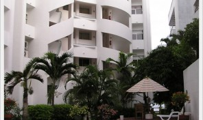 Condo direct to beach front in Kap Creative for 1 bedroom 1 bathroom