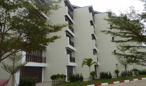 New condominium 1 bedroom in popular area on beach road, rayong