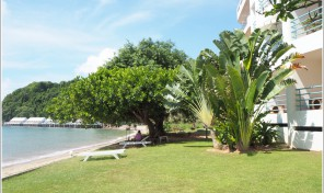 Close to beach 30 m Kap Creative for 2 bedrooms with sea-view