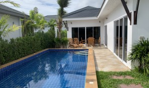 New villa for 2 bedrooms close to beach in Rayong