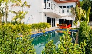New villa for sell Tropicana pool 3 bedroom, in VIP Chain Resort