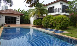 Buy villa 4 bedroom with private pool in VIP Chain Resort, Rayong, Mae Rumphueng